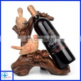 Good quality bird wine rack in china 2017
