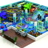 HLB-I17009 Children Commercial Amusement Park China Playground Equipment