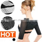 Women's Shapewear Tops Wear Your Own Bra Short Sleeve Crop Top Arm Shapers#SS-0019