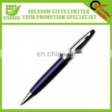 2017 Best quality matel colorfull ballpen