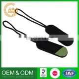 New Product Silicone Zipper Slider Harmless Nice Design Custom Zipper Pulls For Wholesale