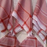 Arabian  mercerized cotton turban / Arab cotton scarf