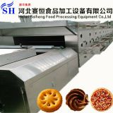 Commercial Bakery Machine Baking Tunnel Oven