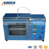 China Electronic Equipment Car Interior Materials Combustion Test Chamber