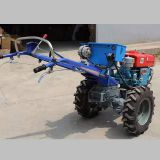 Hand Operated Tractor For Plain / Mountainous  Vst Hand Tractor Tractor Trailer