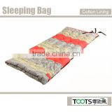 TOOTS Skin- Friendly Cotton Sleeping Bags,Comfotable Sleeping Bags, Hiking Sleeping Bags