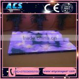 ACS P10 High Quality Floor Stand LED Display Floor Mat P10 LED Screen for sale
