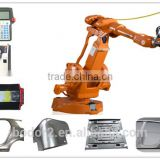 Fiber Laser Cutting Robot For Automobile Manufacturing Industry