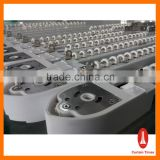 Modern motorized curtain track for hotel project/ quality aluminum motorized curtain track
