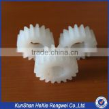 china manufacture plastic material cnc milling parts service