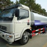 6000-9000L water tender trucks for sale,Dongfeng 4*2 used water tank truck for sale
