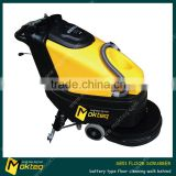 MT036 battery type floor cleaning walk behind floor scrubber dryer machine                                                                         Quality Choice