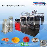 Food Additives Processing Machines Cryogenic Grinder