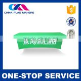 High quality best selling customized logo banquet table covers                                                                         Quality Choice
