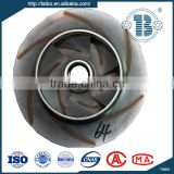 centrifugal multistage pumps parts for water pump impeller