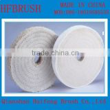 100% cotton buffing wheel in stitched