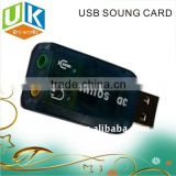 5.1 USB sound card
