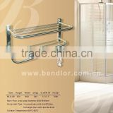 High Quality Polished And Stainless Steel Heated Towel Rail (BLG-58)