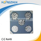 Super brightness china factory 75 watt used for gas station aluminum cover led canopy light