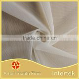 Antai Textile 88 nylon 12 spandex mesh fabric / soft touch women underwear mesh net fabric