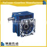 Industrial Power Transmission NRV F Series Small Worm Gear 10 to 1 Speed Reduce for Conveyor