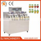 Drinking Water Pouch Filling Machines /150ml 180ml Shaping Bag Filling and Sealing Machine