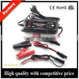 6V/12V 3/6A Automatic Car Battery Charger Maintainer for 150Ah Lead-acid Battery                                                                         Quality Choice