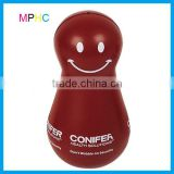 Advertising Magnetic PU Foam Antistress Tumbler Stress ball