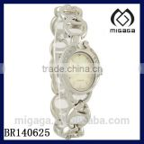 fashion and cheap alloy special design bracelet watch* 2014 hot selling brand new bracelet watch