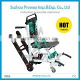Track Structure Stair Stretcher PWS-5T1 CE & FDA Approved Aluminum Alloy Stair Chair Stretcher