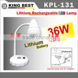 KINGBEST LED Table Lamps / working lamp / Lithiun Battery / Reading lights / Writing lights / Desk lamp