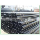 Best quality Q235B Q345B carbon steel pipes for construction Oil gas price per ton / piece
