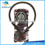 2L foldable TPU cycling sport camouflage hydration bladder water bag