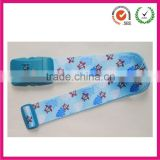 Manufactory 2013 hot selling Custom High Quality TSA Stylish 5cm Airport Luggage Belt strap Supplier