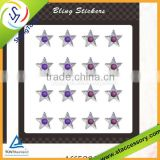Bling star stickers gem stickers gemstone sticker