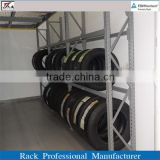 Top quality auto parts rack Mobile truck tire rack