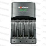 Soshine new feel AA/AAA battery quick charger With Delta V|SC-U1