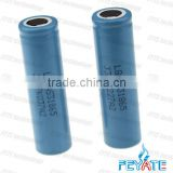 Best price samsung rechargeable powder blue LGAAS3 18650 lithium cell 2200mAh 3.7v