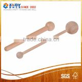 Wooden Massage Accessories ;Toys wooden stick and wooden ball ;Wooden toy accessories;