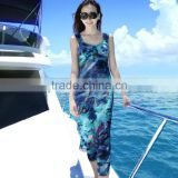 The latest design women beach wear or swimwear girls or wholesale beach clothing