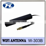 RG174 cable MCX Male straight connector 2.4G wifi antennas/Vertical/Horizontal Polarization Types Wi-Fi Antenna