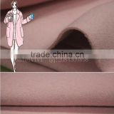 British naked pink cashmere wool double grinding double-sided monochrome wool with thick fabrics containing high wool cloth coat                                                                         Quality Choice