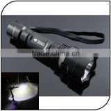 Waterproof 5 mode C8T6 1000 lumen led tactical flashlight                                                                         Quality Choice