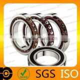 Nylon retainer of thrust ball bearing