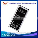 Hot sell battery ,China original factory mobile phone bttery for EB-BG800BBE/S5MINI/G870A/WG800/S800F