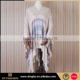 Hot-selling large long printed custom-made pakistan shawls