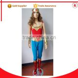 cosplay costume latex wonder woman sexy wonder woman costume for adults