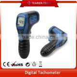 2015 new brand Digital Photo Laser Tachometer Tester Non Contact RPM Tach Motor Handheld Tool TL-900