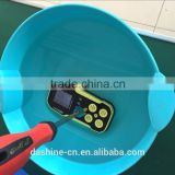 IP67 waterproof portable multi gas analyzer for coal and oil gas, methane combustible and oxygen