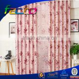2016 hot sell custom printed window curtain door curtain shower curtain